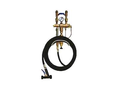 Strahman Steam & Water Mixers