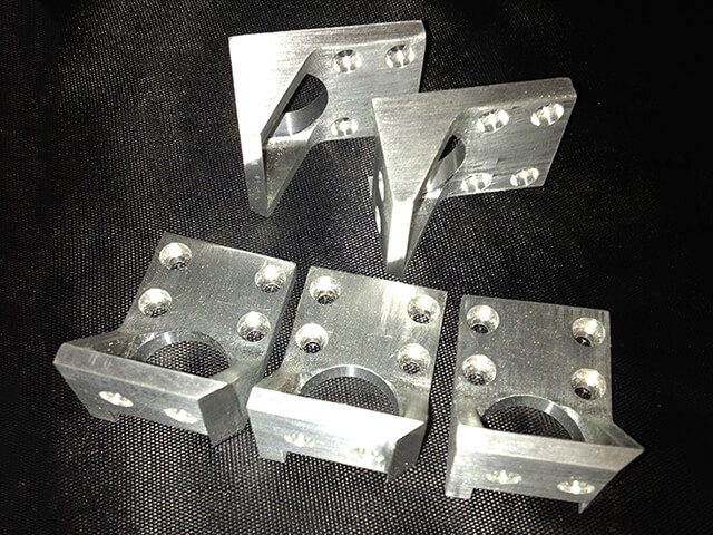Precision Milled Parts