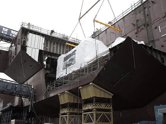 Heavy Steel Fabrication