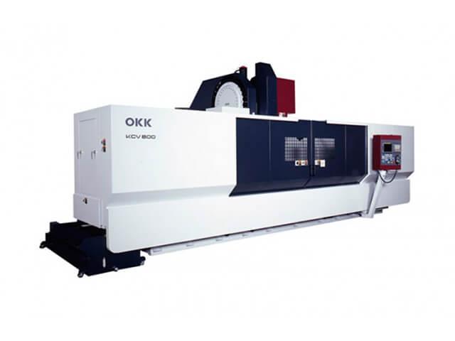 Vertical CNC Machining Centers