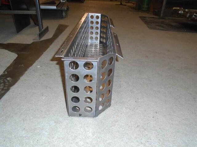 Specialist Metal Fabrication