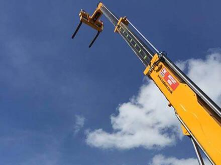 Telescopic Forklift Training