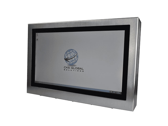 Industrial TouchSceen Computers