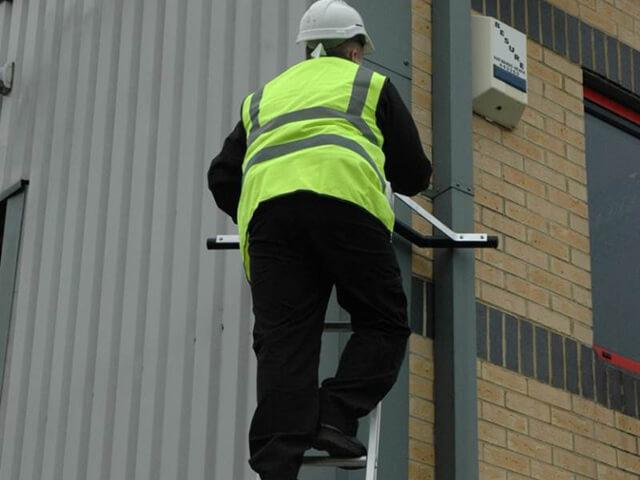 Ensuring Ladder Safety