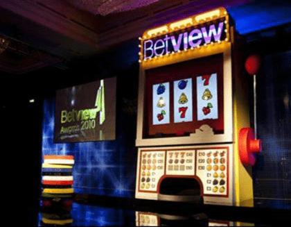 Betview - Custom designed stage set