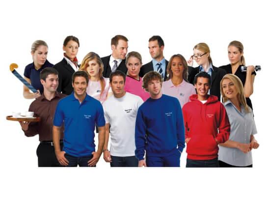 Clothing Range