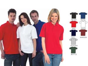 Work Polo Shirts