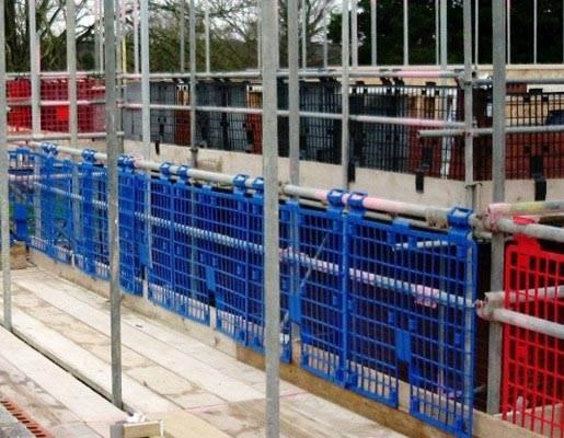 One Piece Plastic Brick Guards Hertfordshire