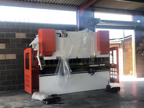 Our New CNC Pressbrake