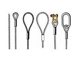 Fittings For Wire Rope