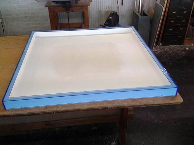 Bespoke Acrylic Display Frames