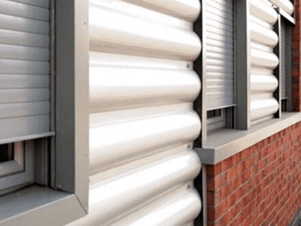 Security Shutters Grilles