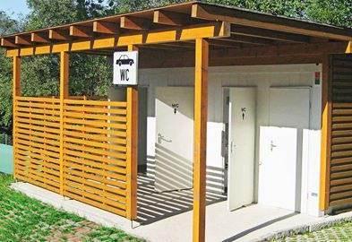 Custom Sanitary Cabins