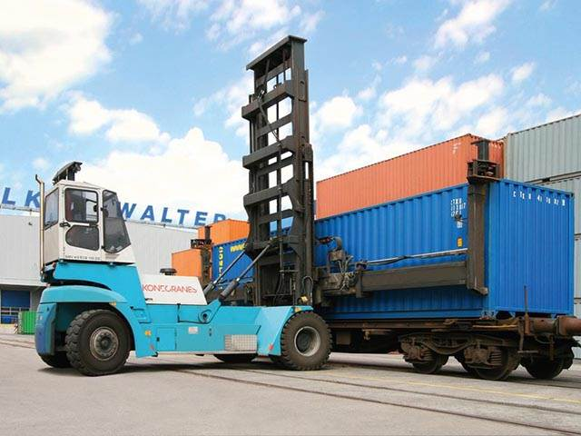 Shipping Container Delivery