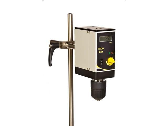 Laboratory Stirrer with digital indication