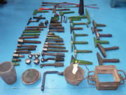 Used Fabrication Tooling