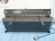 Used Guillotine Shears