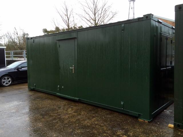 20ft x 8ft Portable Cabin