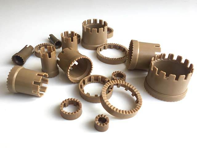 Custom Plastic Injection Moulded Parts