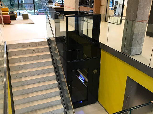 Platform Lifts for Offices