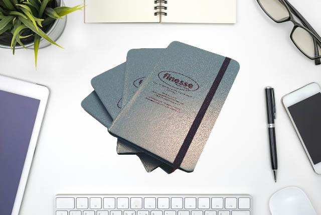 A6 Lautrec Note Book