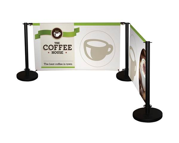 Cafe Barrier Systems