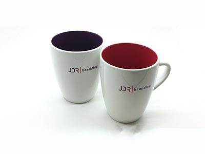 Colour Match Promotional Mugs