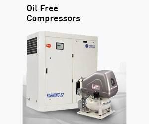 Oil Free & Scroll Compressors