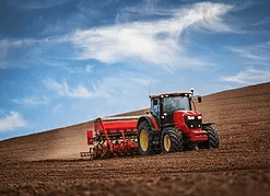 Labels for Agricultural Equipment