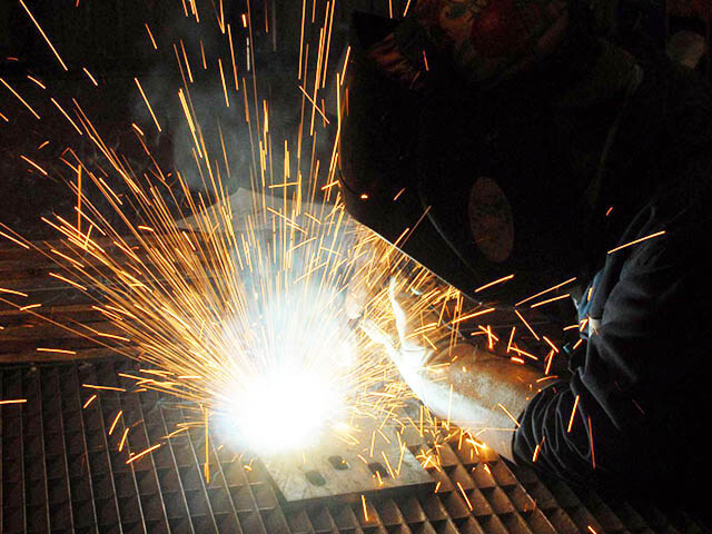 ISO 9001 Welding and Fabrications