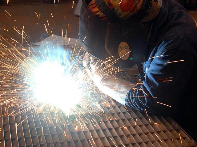 ISO 9001 Welding and Fabrications Scotland
