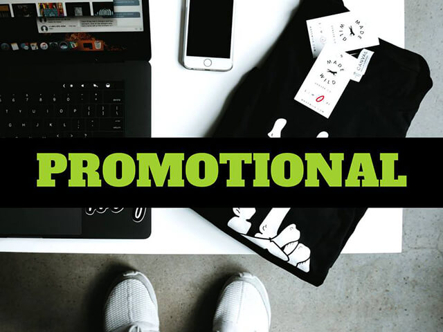 Promotional Product Printing