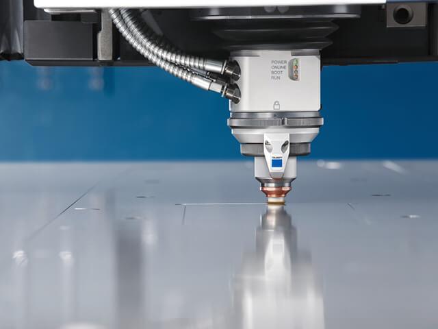 Ferrous Metal Laser Cutting