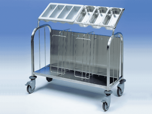 Stainless Steel Catering Trolleys