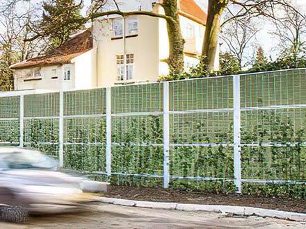 Noistop Acoustic Barrier