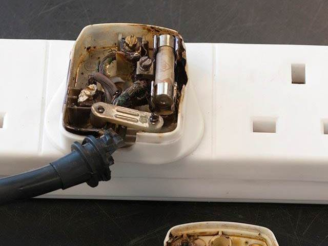 Dangerous Electrical Inspection