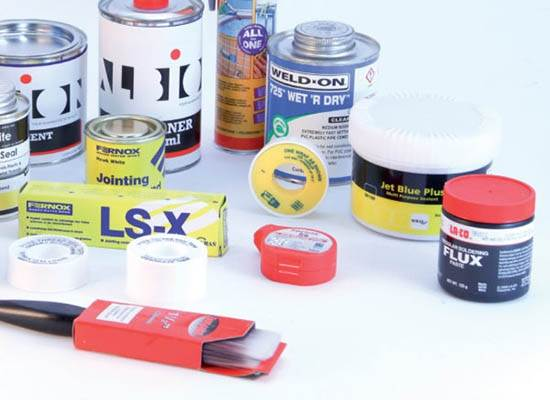 Consumables and Tools