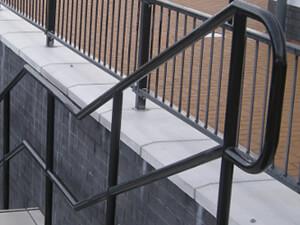 Fabricated Handrail