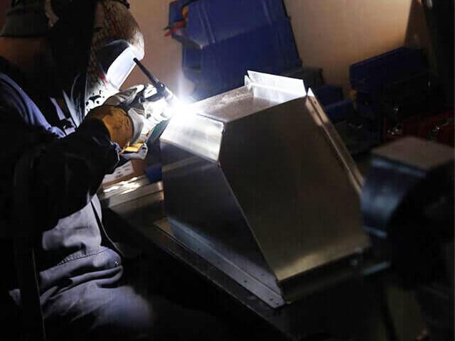 Steel & Aluminium Welding