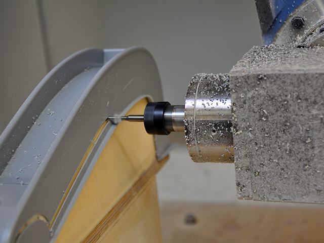 Sub-Contract CNC Plastic Machining
