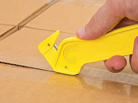 Concealed Blade Safety Cutter