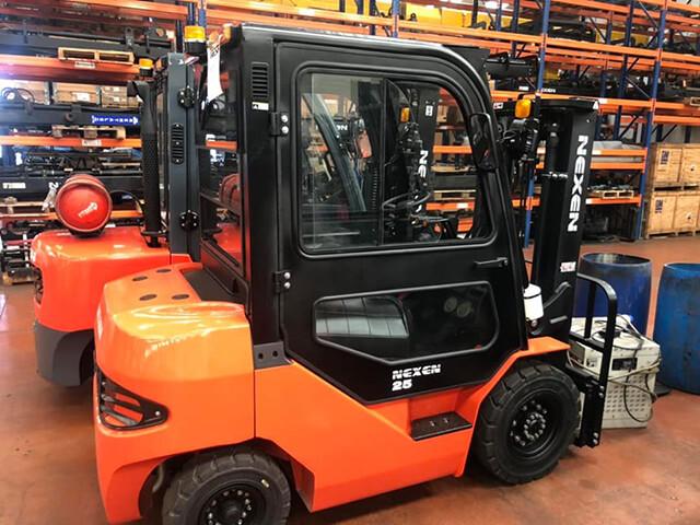 2.5 Tonne Diesel Forklift