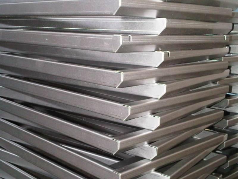 Mild steel CNC bent enclosures