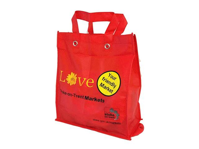 Branded Re-usable Bags