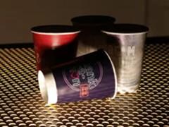 Pre-Printed Paper Cups