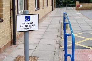 Kee Access - DDA Handrail