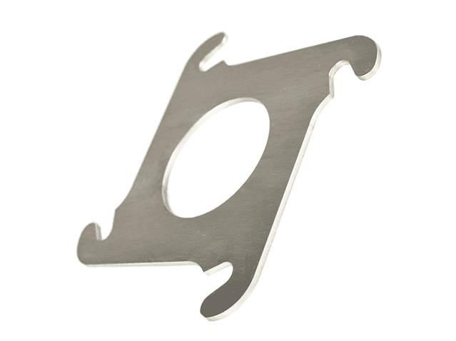 Flat Laser Cutting of Steel