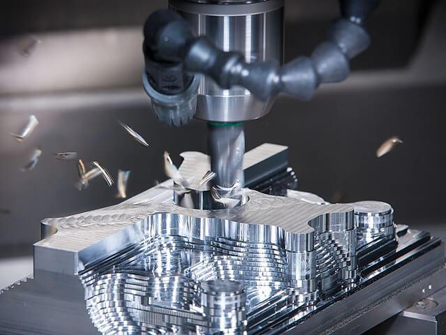 CNC Precision Milling & Turning