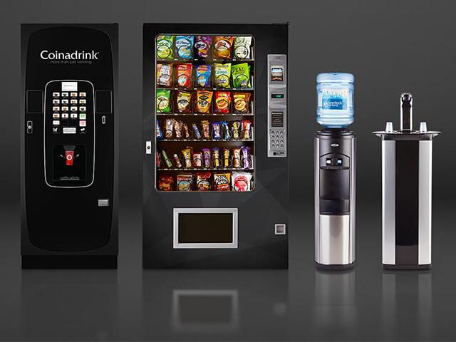 All Vending Machines