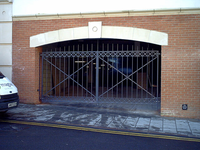 Commercial Automated Gates
